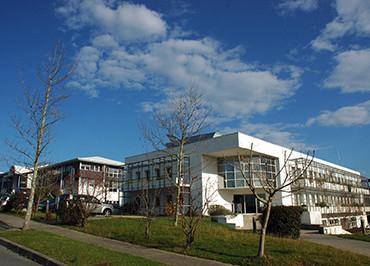 La bâtiment ESTIA 2. ©Agglo/V.Biard