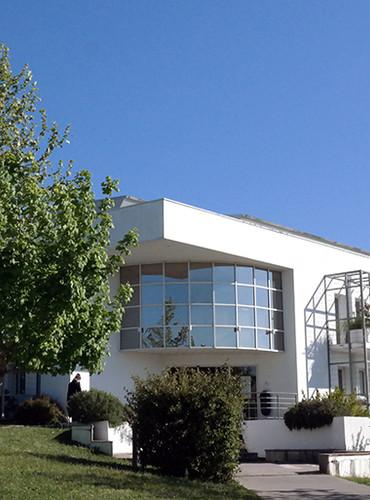 Le bâtiment ESTIA 2 où se tiendront les formations. ©Agglo/V.Biard