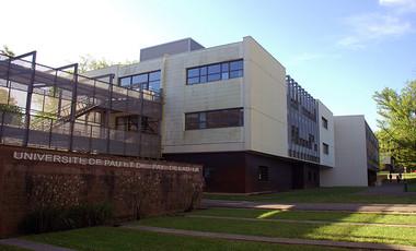 UPPA, campus de Montaury, site technopolitain d'Arkinova.  ©Agglo/V.Biard