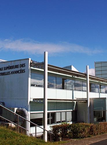 L'école d'ingénieurs ESTIA ©Agglo/V.Biard L'école d'ingénieurs ESTIA ©Agglo/V.Biard