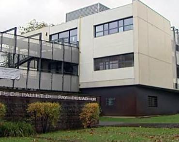 Le bâtiment de l'ISA-BTP. ©DR
