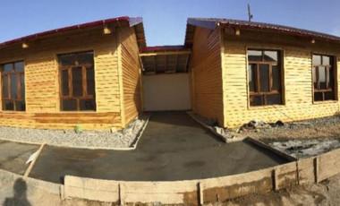 Les deux nouveaux bâtiments de l'école. ©Human'ISA