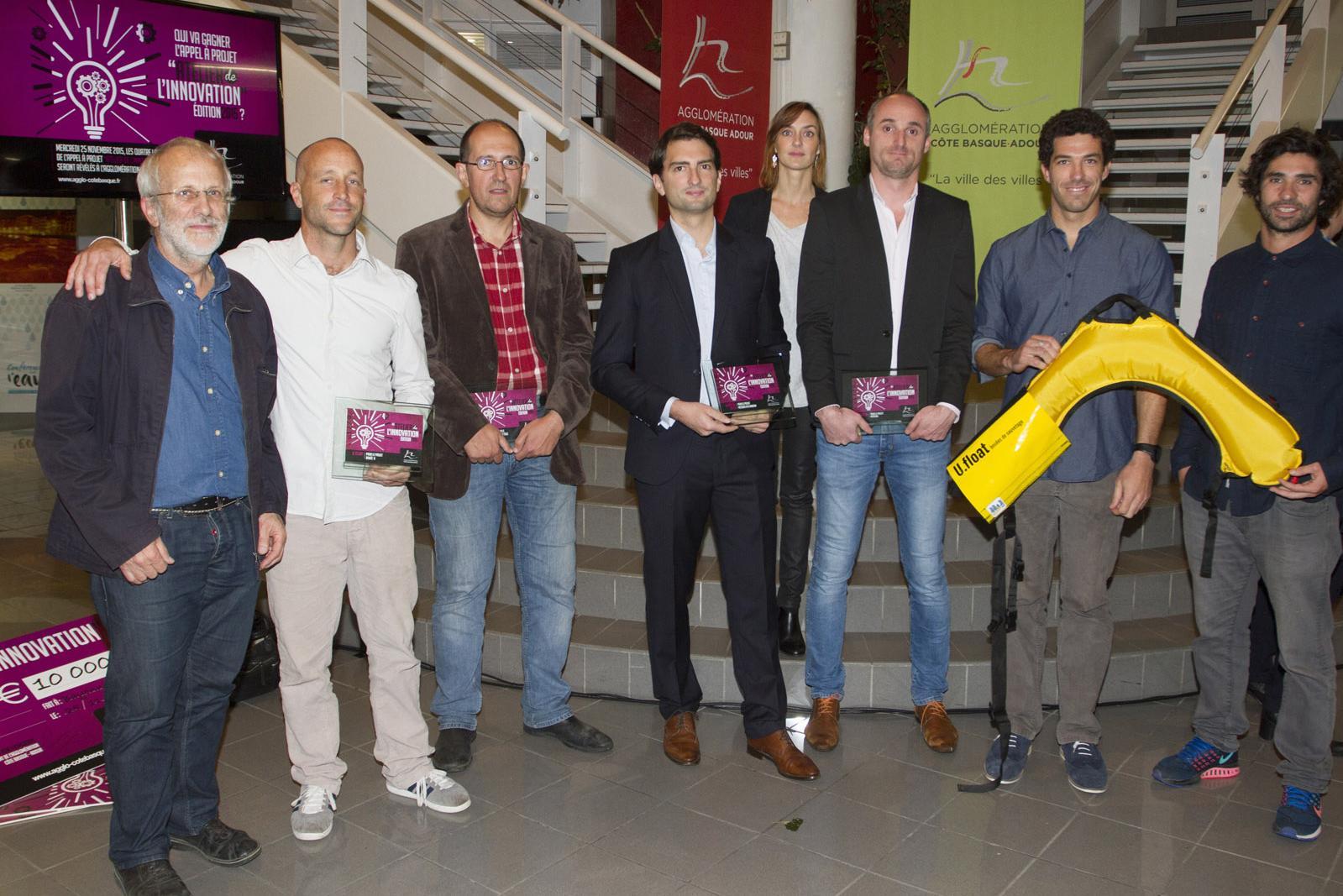 Prix Atelier Innovation 2015