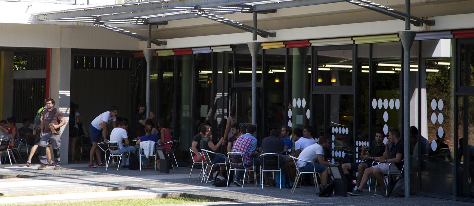 Restaurant universitaire Pierre Bidart - Arkinova