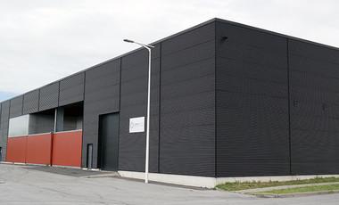 Le bâtiment qui heberge la plate-forme Addimadour.  ©Agglo/V.Biard