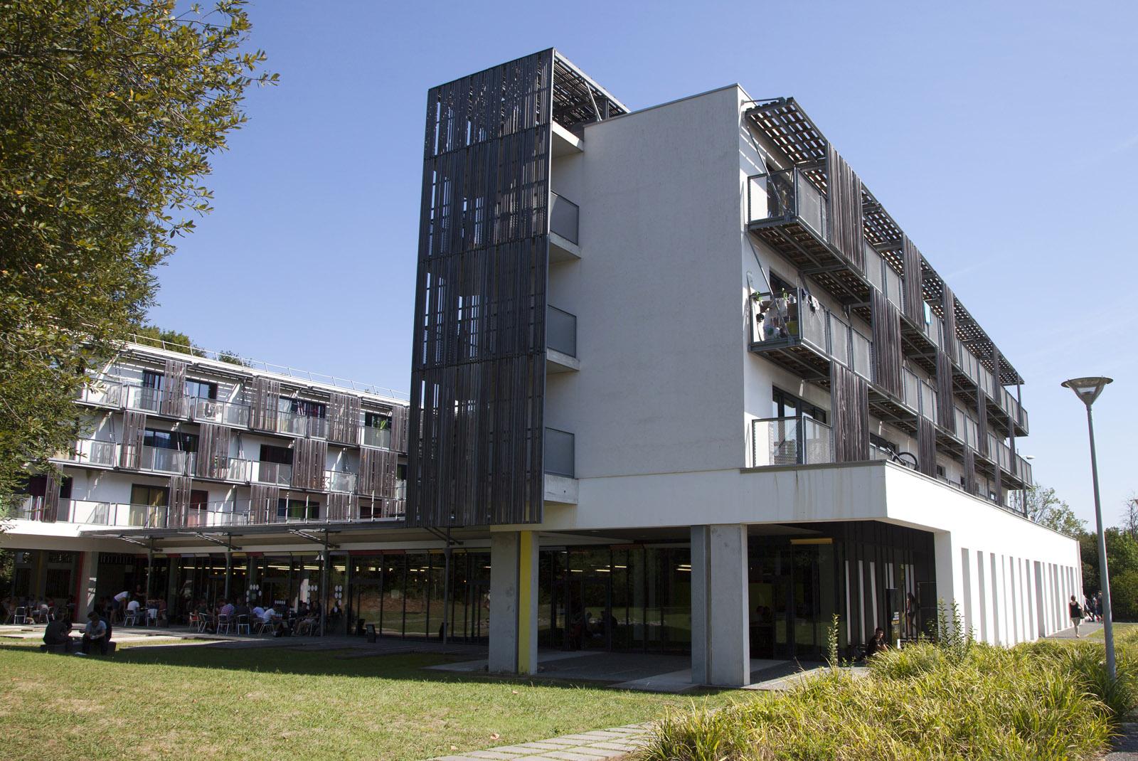 Résidence universitaire Pierre Bidart - Arkinova